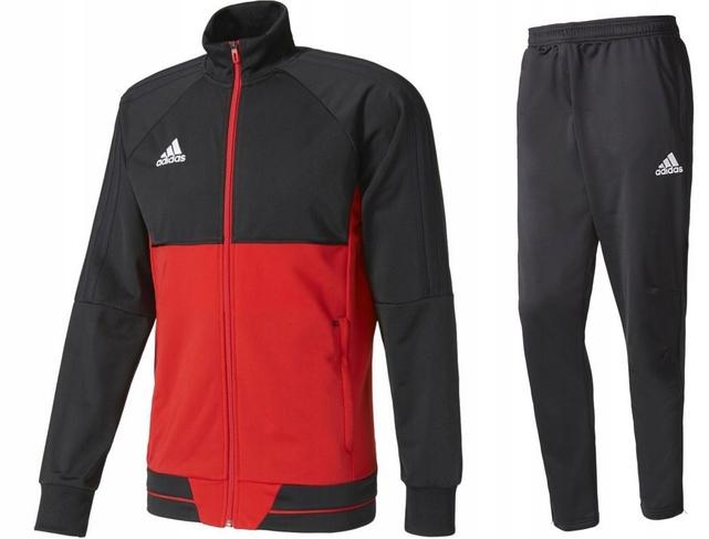 Dres Męski Adidas Spodnie Bluza Sportowy Tiro XXL