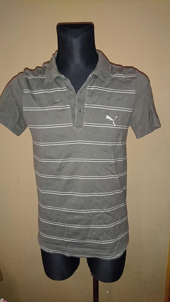 Koszulka męska polo Puma. M