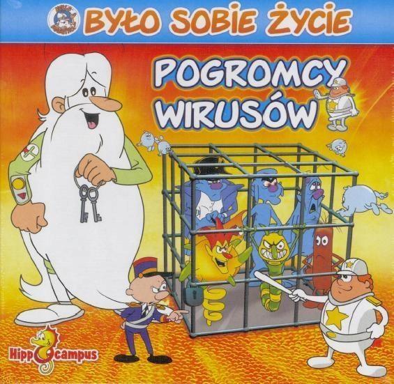 Bylo Sobie Zycie Pogromcy Wirusow Hippocampus 7251735649 Oficjalne Archiwum Allegro