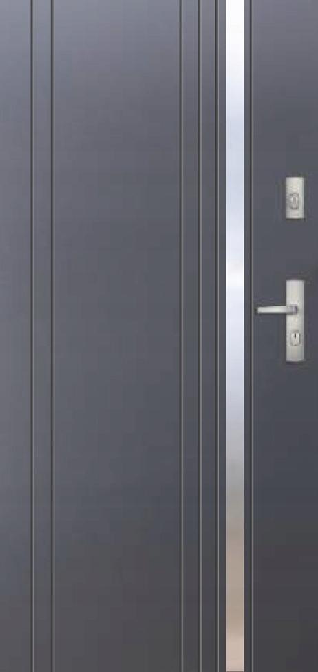 Ciepłe drzwi wejściowe przeciwwyważeniowe KMT !!!
