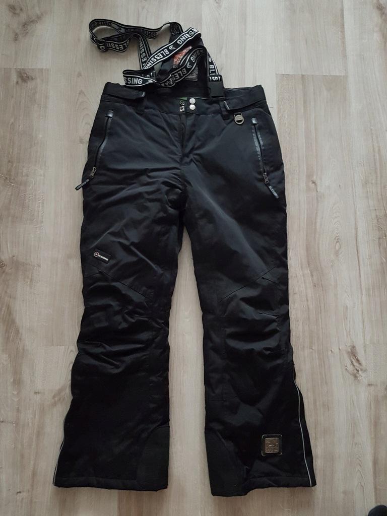 Spodnie Narciarskie Damskie Blessing Roz S 164 7705970922 Oficjalne Archiwum Allegro