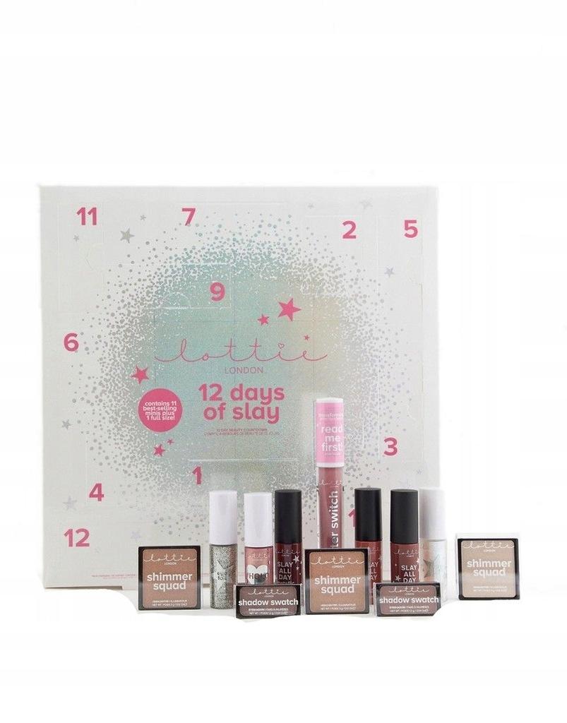 Kalendarz Adwentowy Z Kosmetykami Kosmetyki 12 Dni 7610653022 Oficjalne Archiwum Allegro