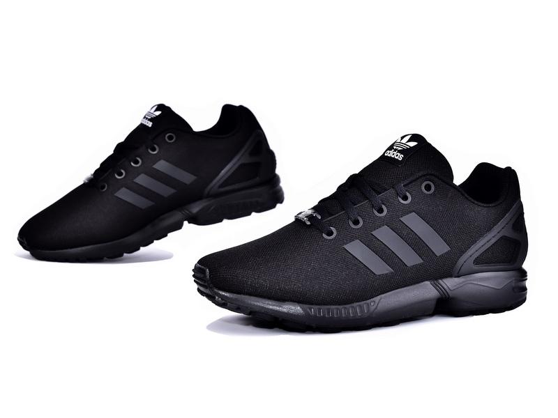 Buty damskie Adidas ZX FLUX K S82695 CZARNE 38.0