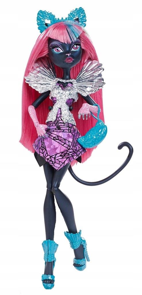 Monster High Boo York Kotka Catty Lalka Unikat 7716353862 Oficjalne Archiwum Allegro
