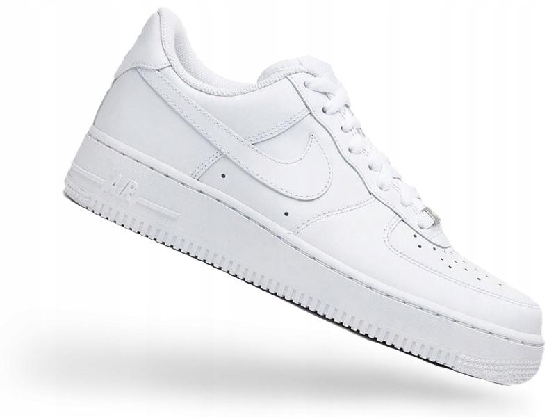 Nike AIR FORCE 1 Low 314192 117 białe 37,5 NISKIE