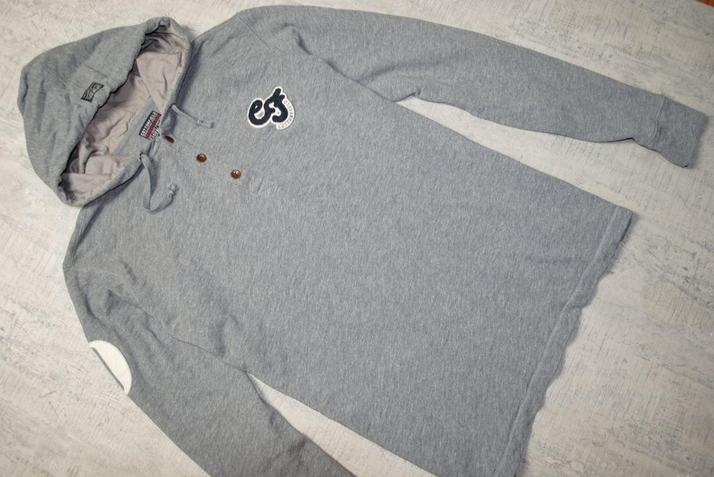 COTTONFIELD__szara bluza z kapturem__logo__XXXL_