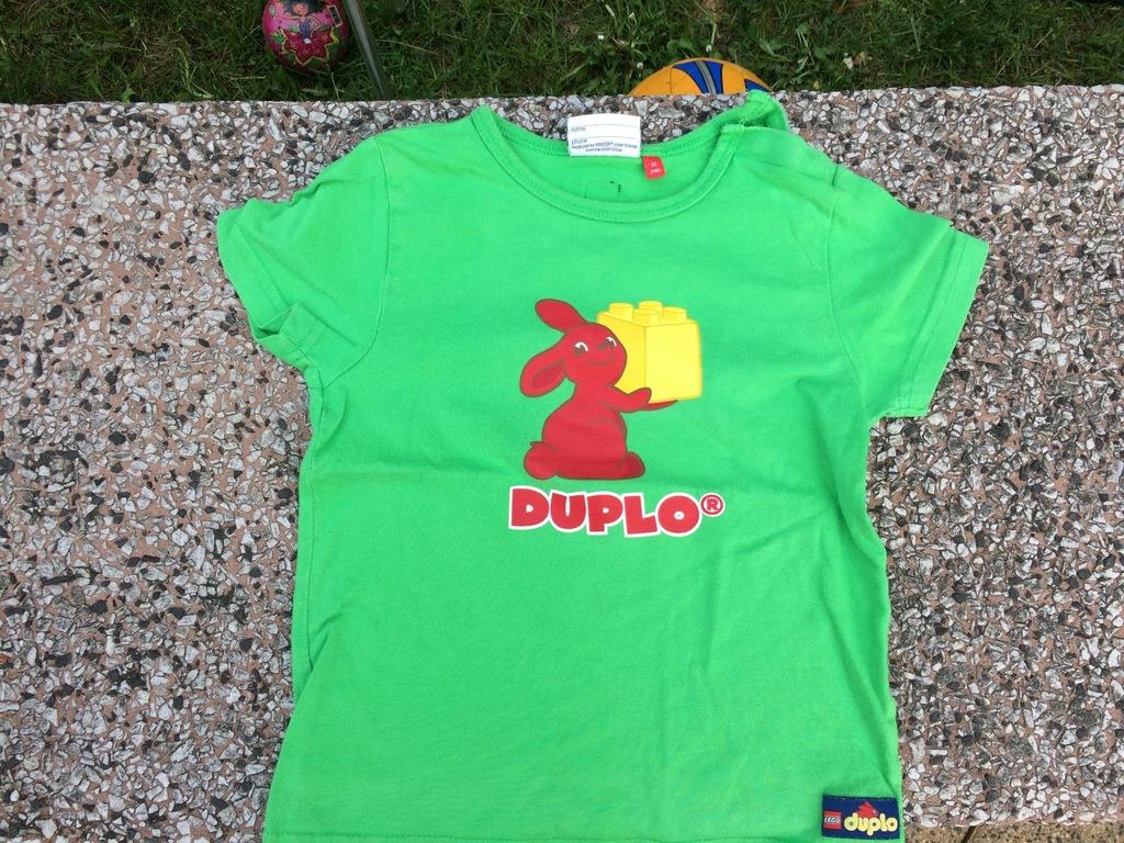 t-shirt  LEGO  3 latka + GAP gratis