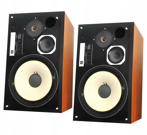 Retrospekcja Vintage Studio Jbl L100 Classic Usa 7734827020 Oficjalne Archiwum Allegro
