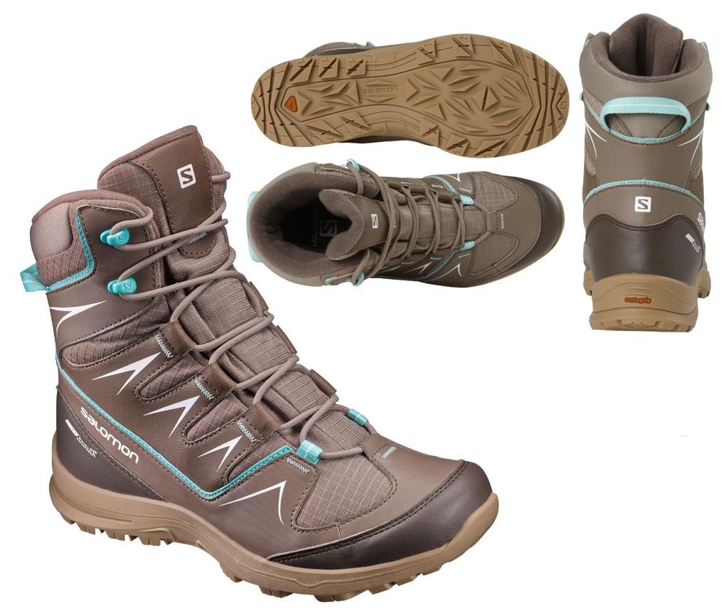 Salomon Tikal CSWP buty outdoorowe damskie 39 13