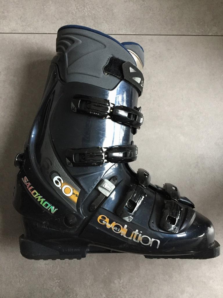 SALOMON EVOLUTION 6.0 buty narciarskie