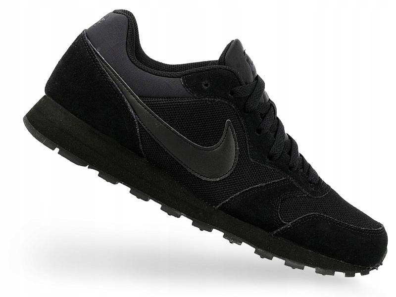 Nike MD RUNNER 2 749794 002 czarne r. 45,5 # PROMO