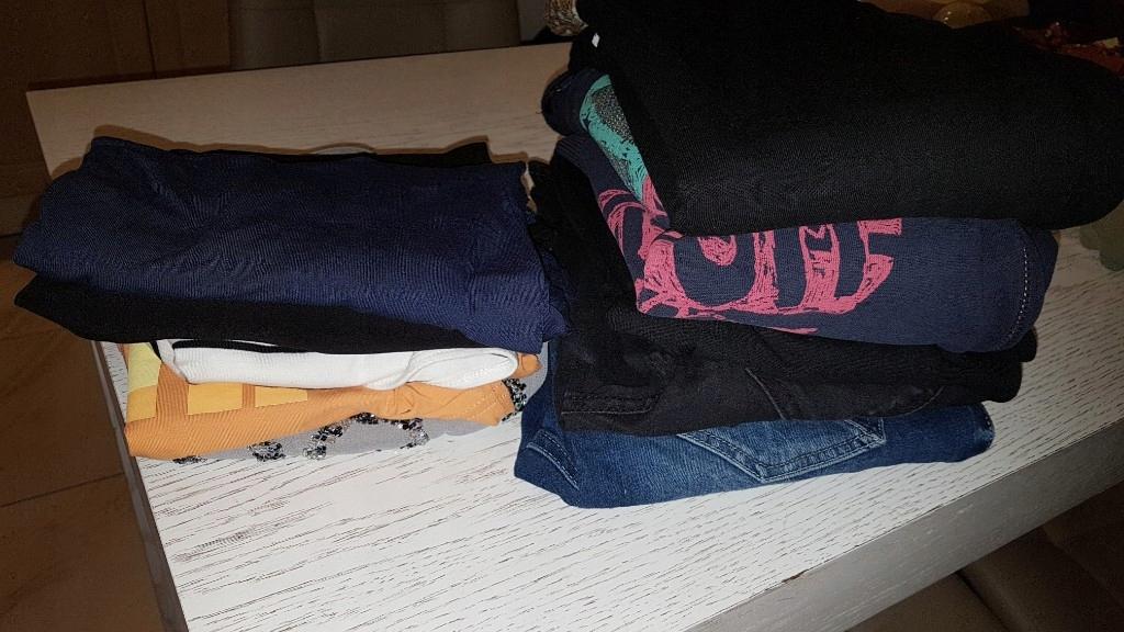 paka armani moschino Nike spodnie bluza 36 S