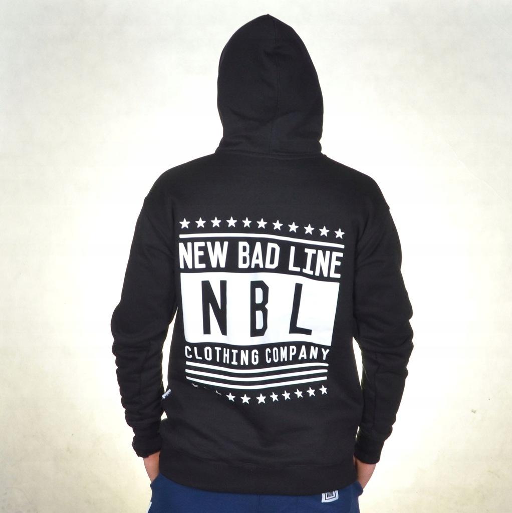 NewBadLine Swag Bluza z Kapturem L [NBL]
