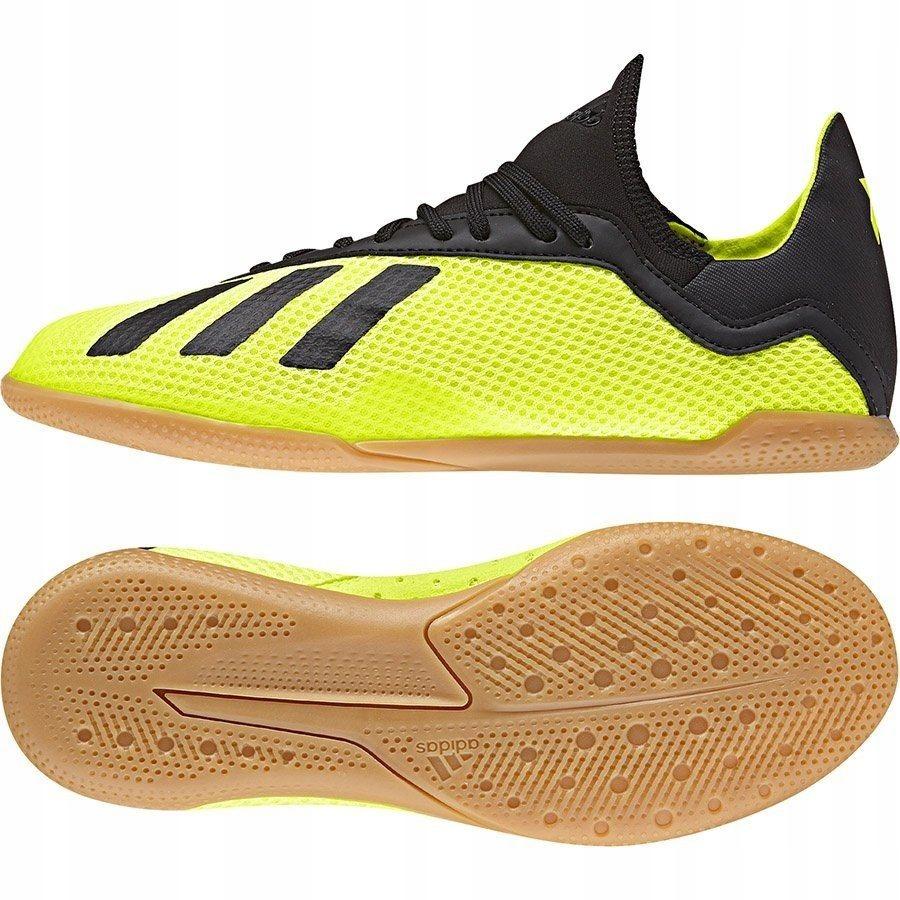 Adidas Buty halowe X Tango 18.3 IN Jr rozmiar 31 Ceny i
