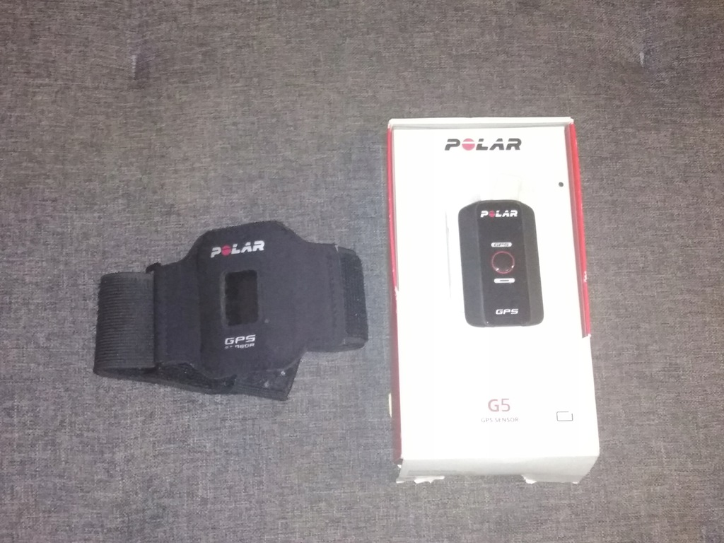 Sensor Gps Polar G5 Stan Idealny 7679042018 Oficjalne Archiwum Allegro