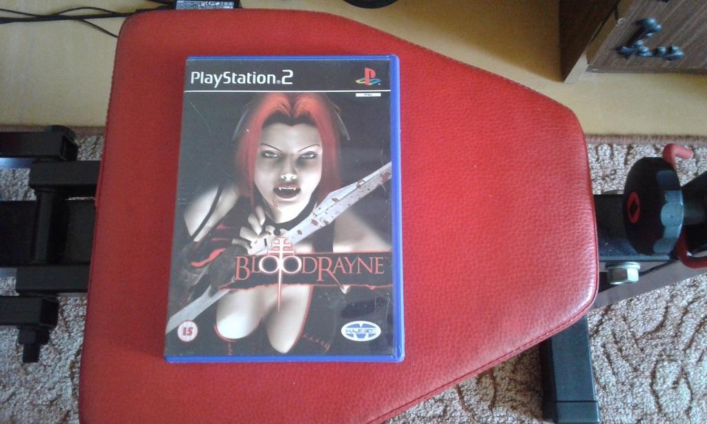 Bloodrayne ps2