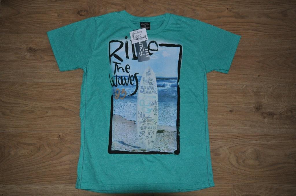 Koszulka tshirt r 140 smyk NOWE