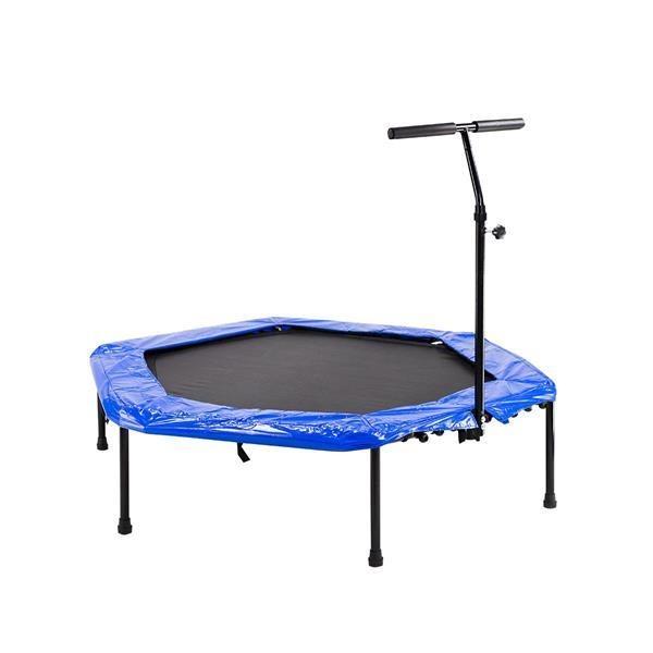 Trampolina Do Jumping Fitness 55 Z Uchwytem 7219458123 Oficjalne Archiwum Allegro