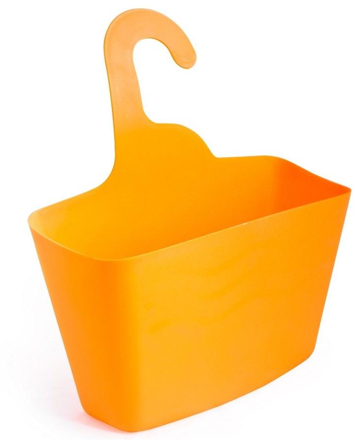 Fun Desk Koszyczek do biurka Pomarańczowy OKAZJA