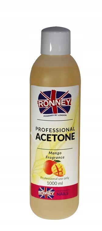 Aceton Remover Mango RONNEY 1000 ml