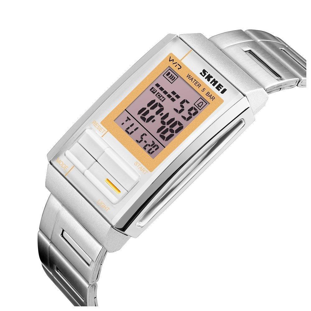 Zegarek męski SKMEI elektroniczny bransoleta