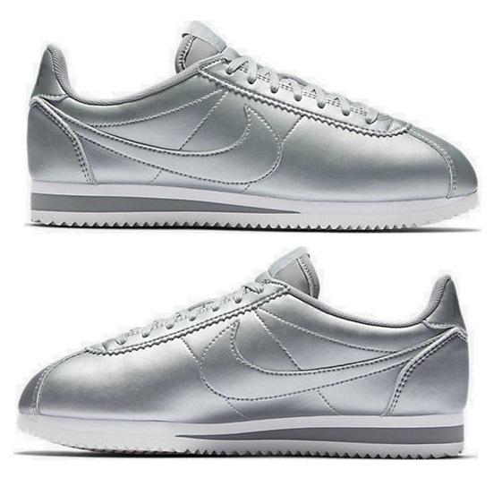 Amazon Nike Court Royale buty sportowe damskie, halówki, białesrebrne biały 42 EU Ceneo.pl