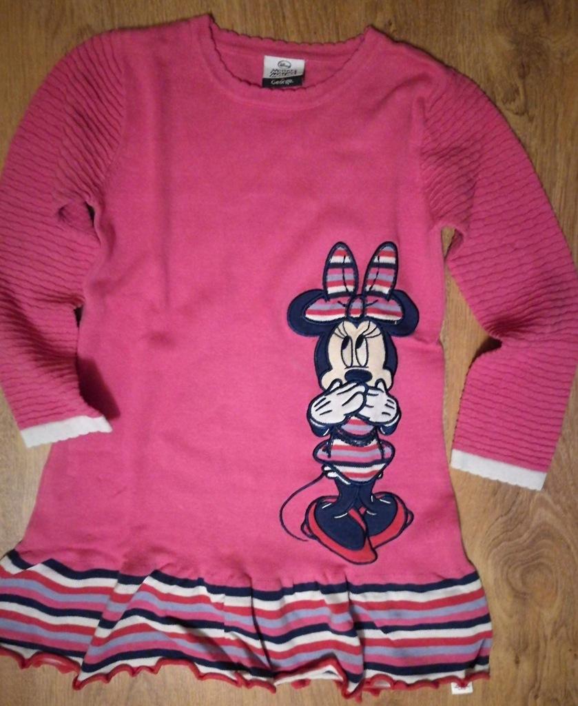 Sweter disney Minnie 4-5 lata