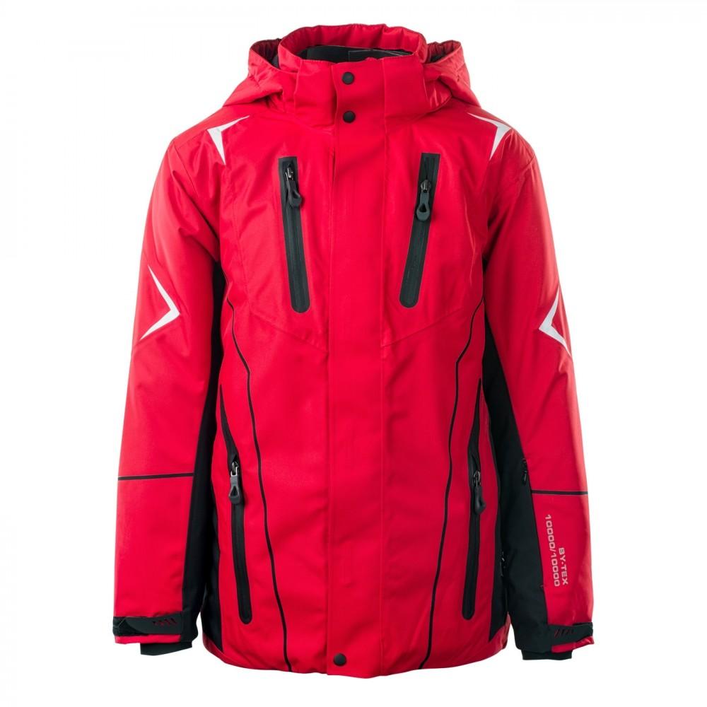 kurtka narciarska młodzieżowa