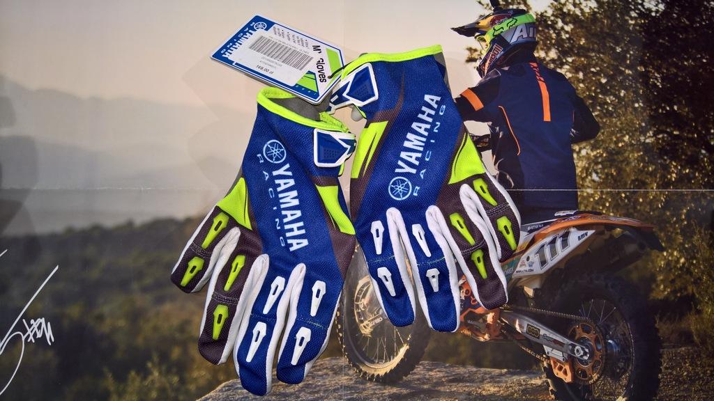 Rękawice Yamaha MX Foxhill roz. XL