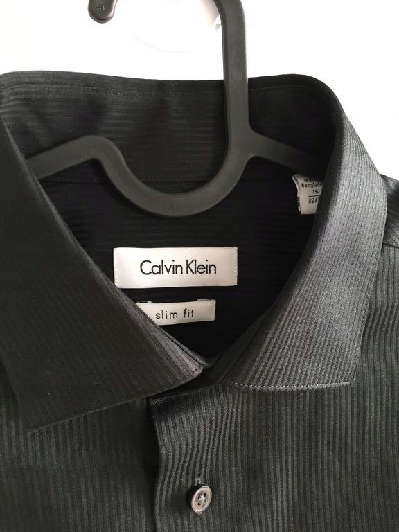 Koszula męska Calvin Klein M slim fit 15 32/33