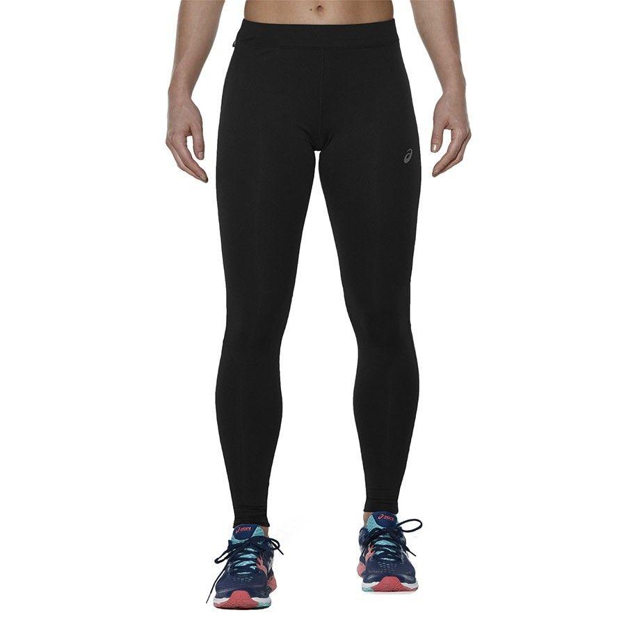 Damskie spodnie legginsy biegowe Asics Tight # L