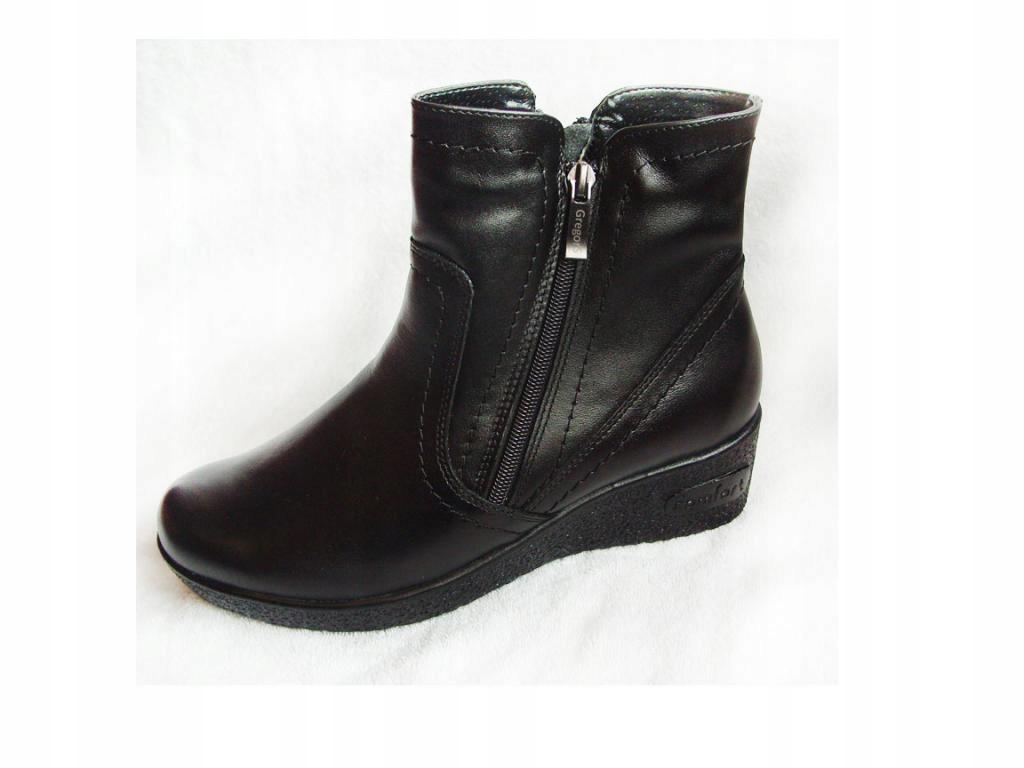 botki na szeroką stopę damskie