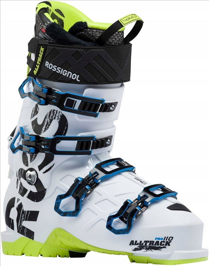 Buty narciarskie Rossignol Alltrack 110 czarne 20182019 Archiwum Produktów