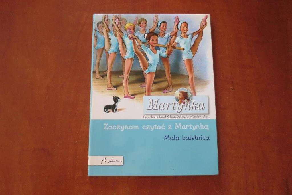 Zaczynam Czytać Z Martynką Mała Baletnica Db 7489497789