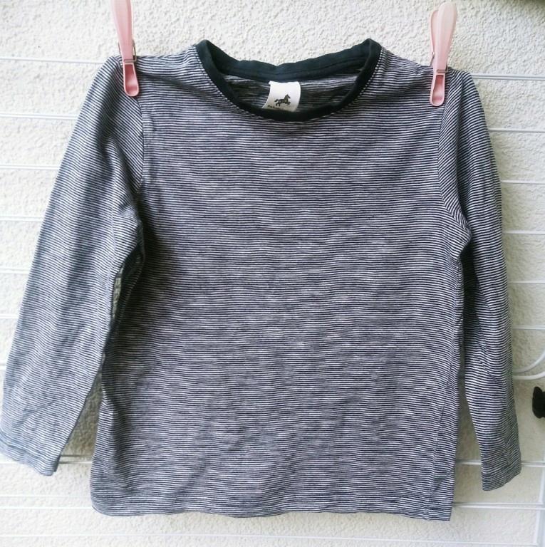Bawelniana bluzka C&A na 116 cm