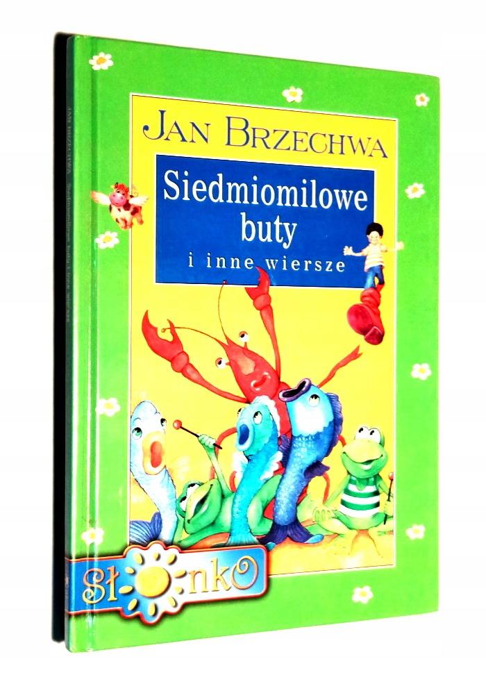 Siedmiomilowe Buty Jan Brzechwa 7680761857 Oficjalne
