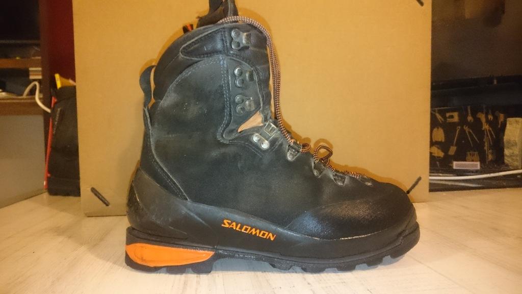 SALOMON buty wysokogórskie,górskie, rozmiar 42