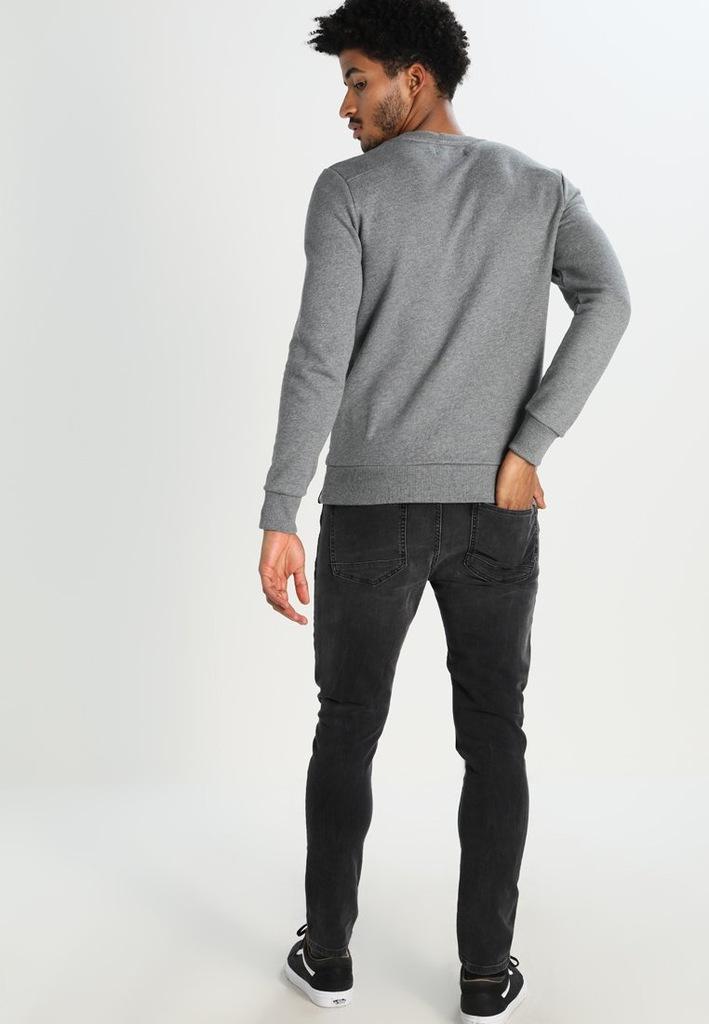 Bluza męska Calvin Klein Habas mid grey heat