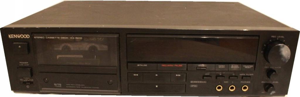 KENWOOD KX-5010 - DECK / MAGNETOFON -