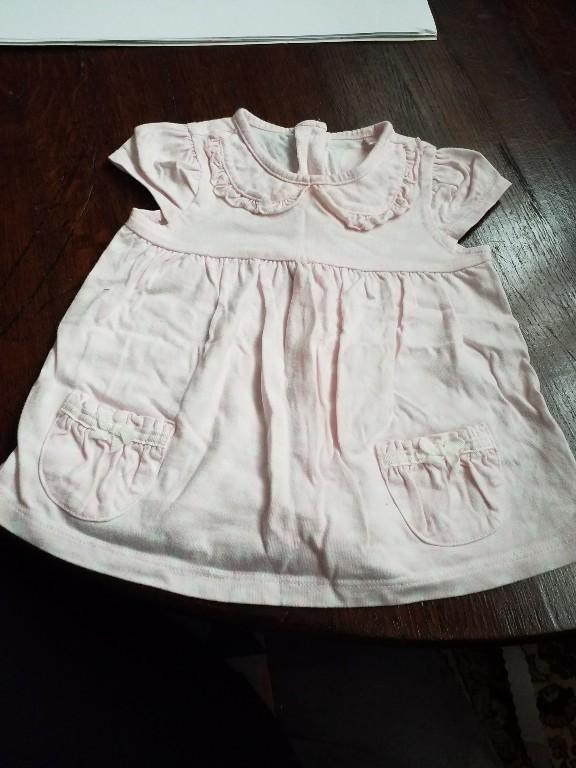 1048# TU koszulka bluzka tunika 68 cm