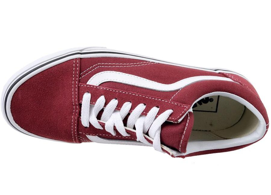 Buty VANS Old Skool APPLE B VA38G1Q9S bordo NEW 39