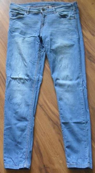 Spodnie Jeasny Skiny C&A Jessica 46 XXL