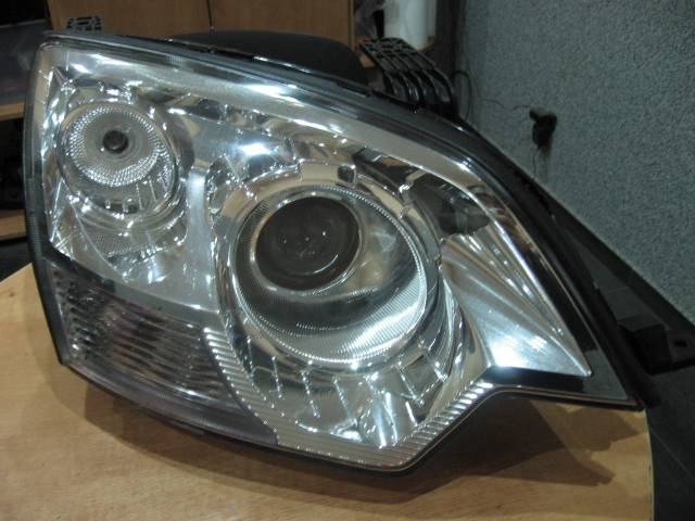 lampy led opel antara