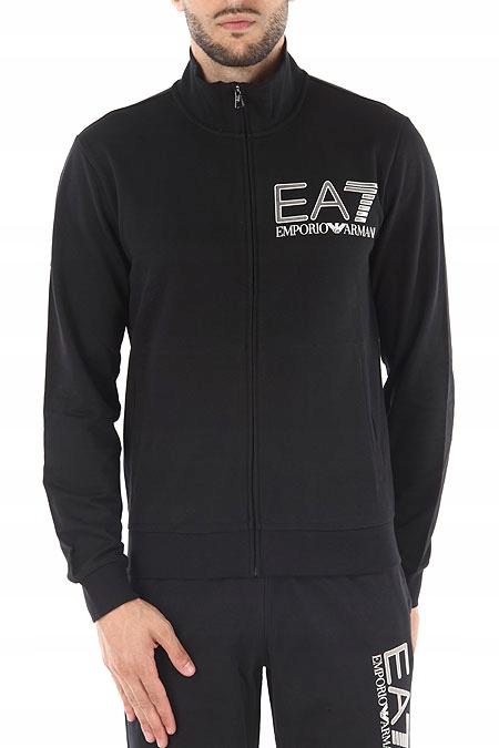 EMPORIO ARMANI EA7 markowy męski dres 2018 NEW XXL