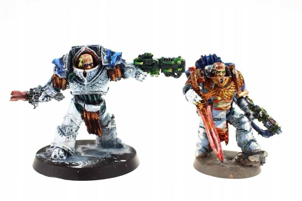 Warhammer 40k Legion Praetors Zestaw 2 Figurki 7655321442 Oficjalne Archiwum Allegro