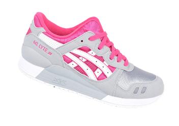 Asics | Gel Lyte III GS Grey Pink | C5A4N 1901