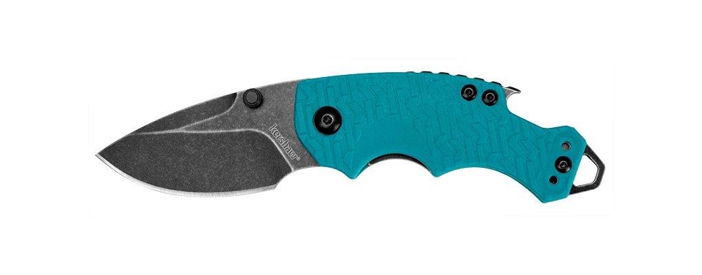 Nóż Kershaw Shuffle 8700 Teal Blackwash