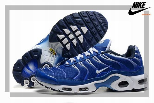 Buty Nike Męskie Nike Air Max Tn NiebieskiBiały