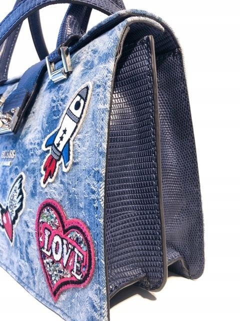 Galeria Północna Limitowane naszywki do personalizacji torby