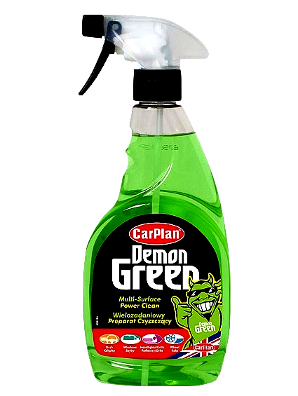 UNIWERSALNY PREPARAT CZYSZCZĄCY DEMON GREEN 500 ML